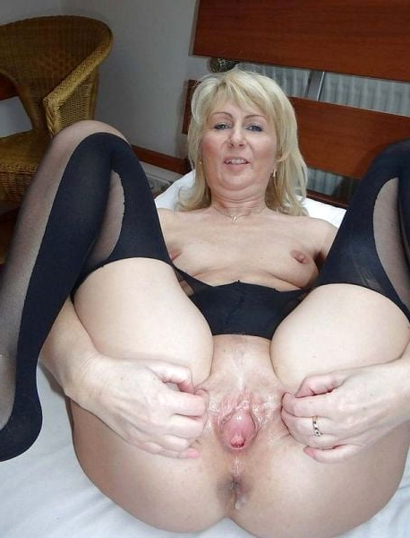 young milf creampie