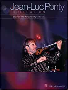 New country jean luc ponty sheet music