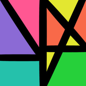 New order complete music review