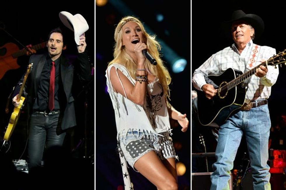 Most popular country song ever