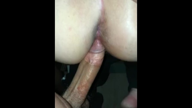 Bloody cunt from fat cock