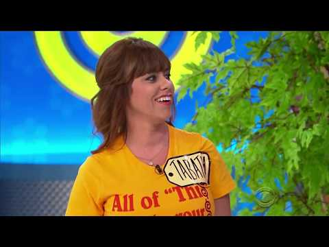 Images of price is right boobs