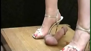 Shemale foot mistress